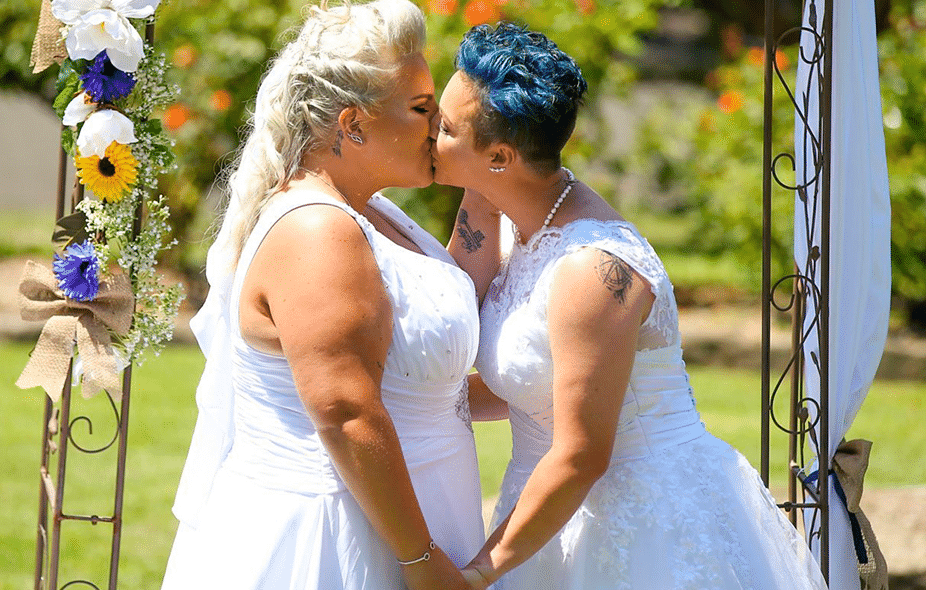divorzi tra lesbiche