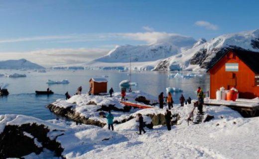 Antartide terremoto