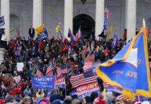 assalto al congresso sovranismo trump