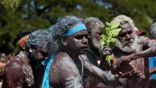 L'inno nazionale australiano cambia per gli aborigeni