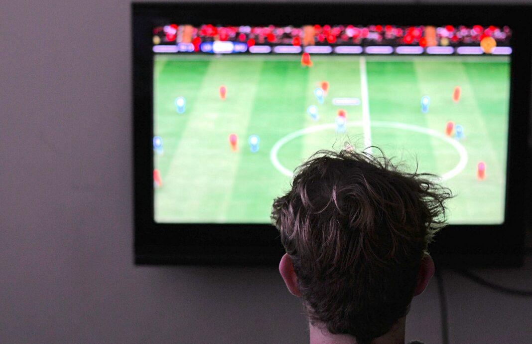 calcio, tv