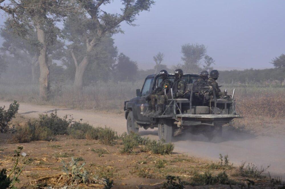 Camerun, strage