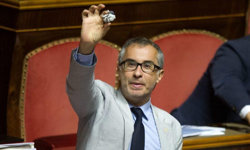 Ciampolillo, senatore