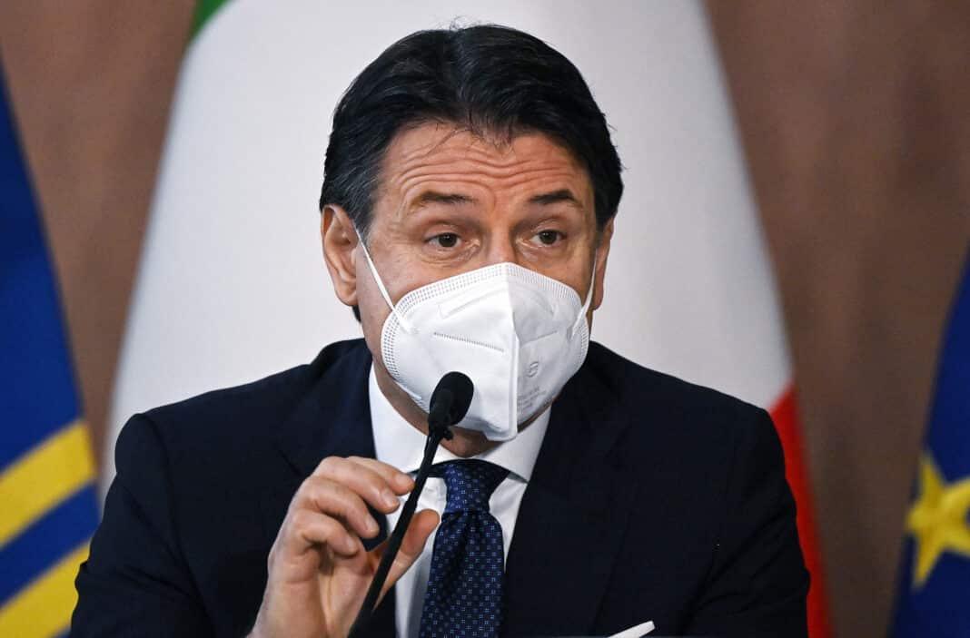 Conte, Mattarella