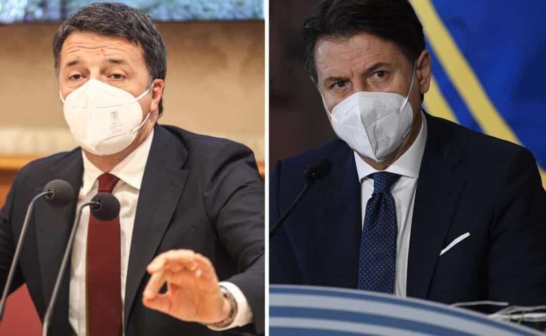 crisi governo renzi italia viva