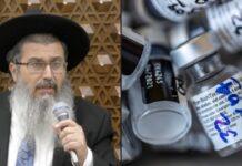 rabbino vaccino gay