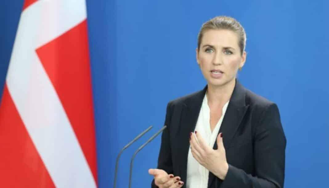 Danimarca premier Frederiksen immigrazione