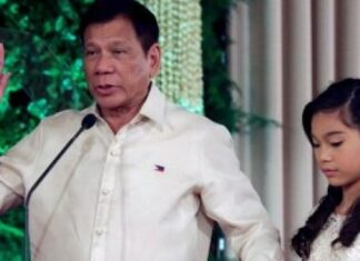 Duterte donna