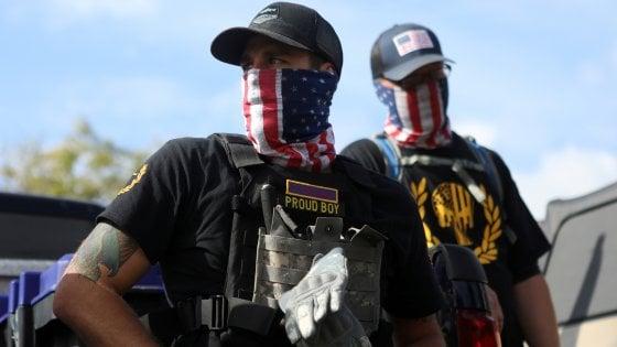 Fbi Trump rivolta armata
