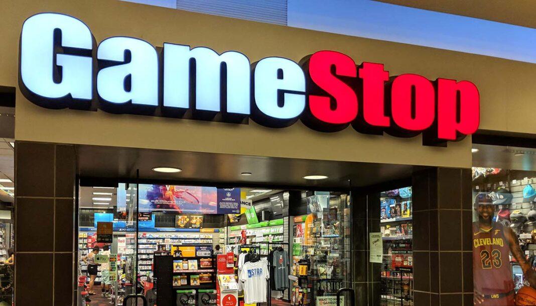 Gamestop, azioni