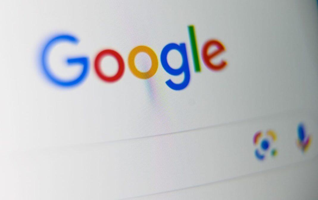 Google Francia Giornali