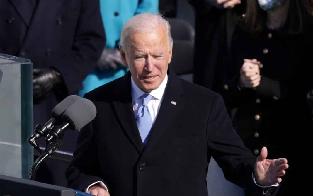 Biden, Usa
