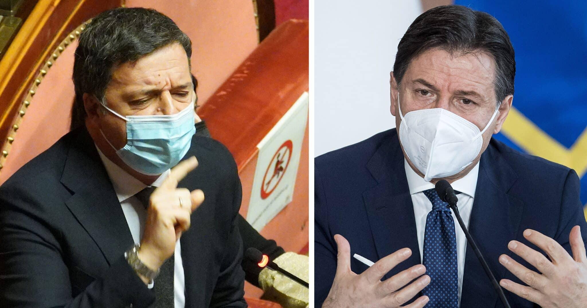 Renzi respinge l'offerta di Conte: crisi di governo sempre più vicina | Il  Primato Nazionale