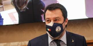 Salvini, Lega