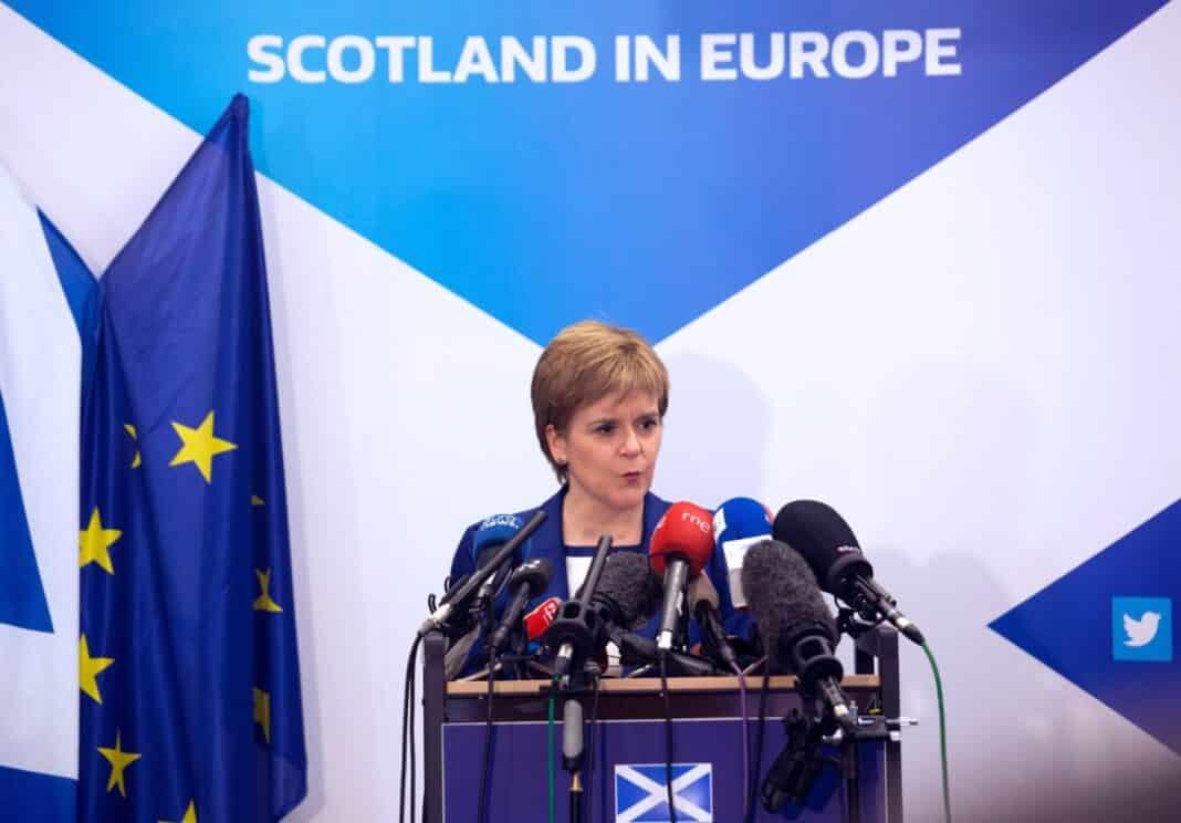 Scozia, premier