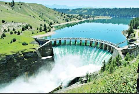 centrale idroelettrica tanzania