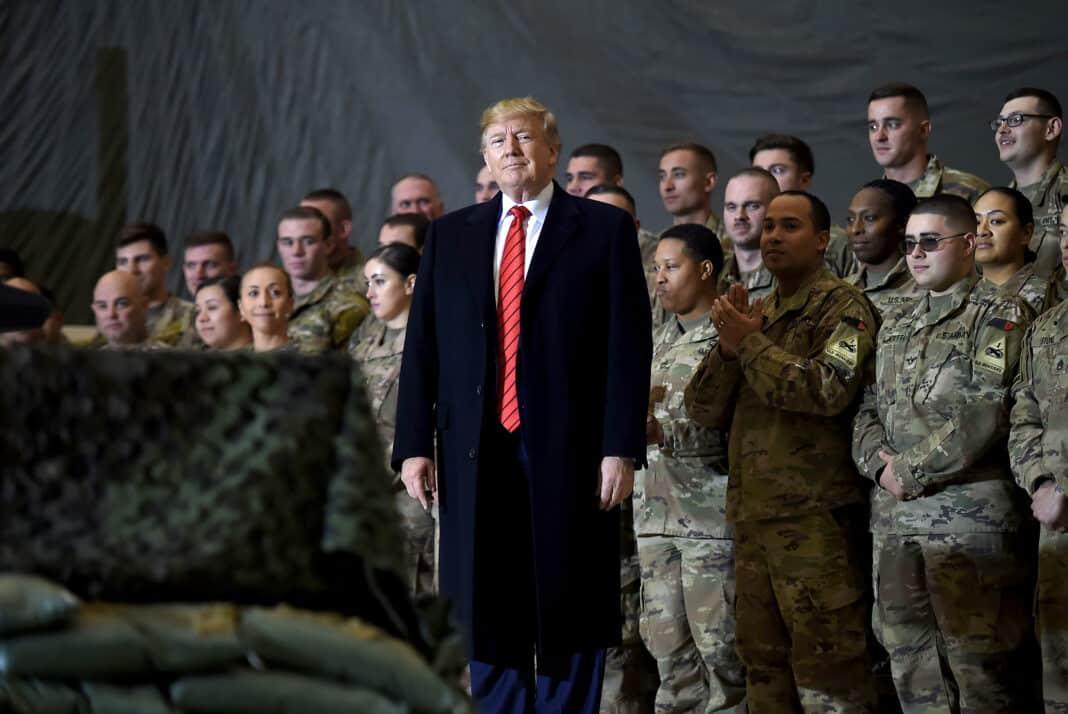 Trump, Afghanistan