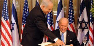usa israele biden cosa cambia relazioni palestina