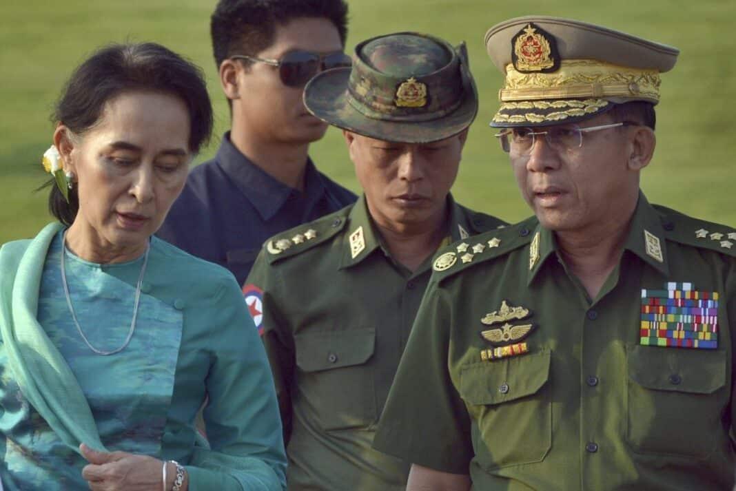 Birmania, esercito