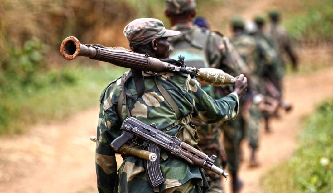 Congo, Isis