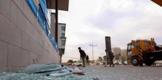 Iraq, attacco