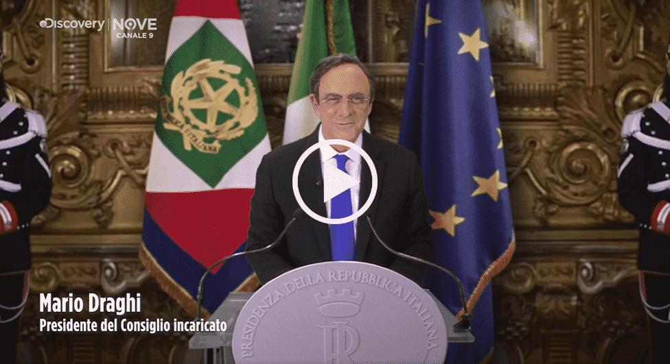 Crozza Draghi
