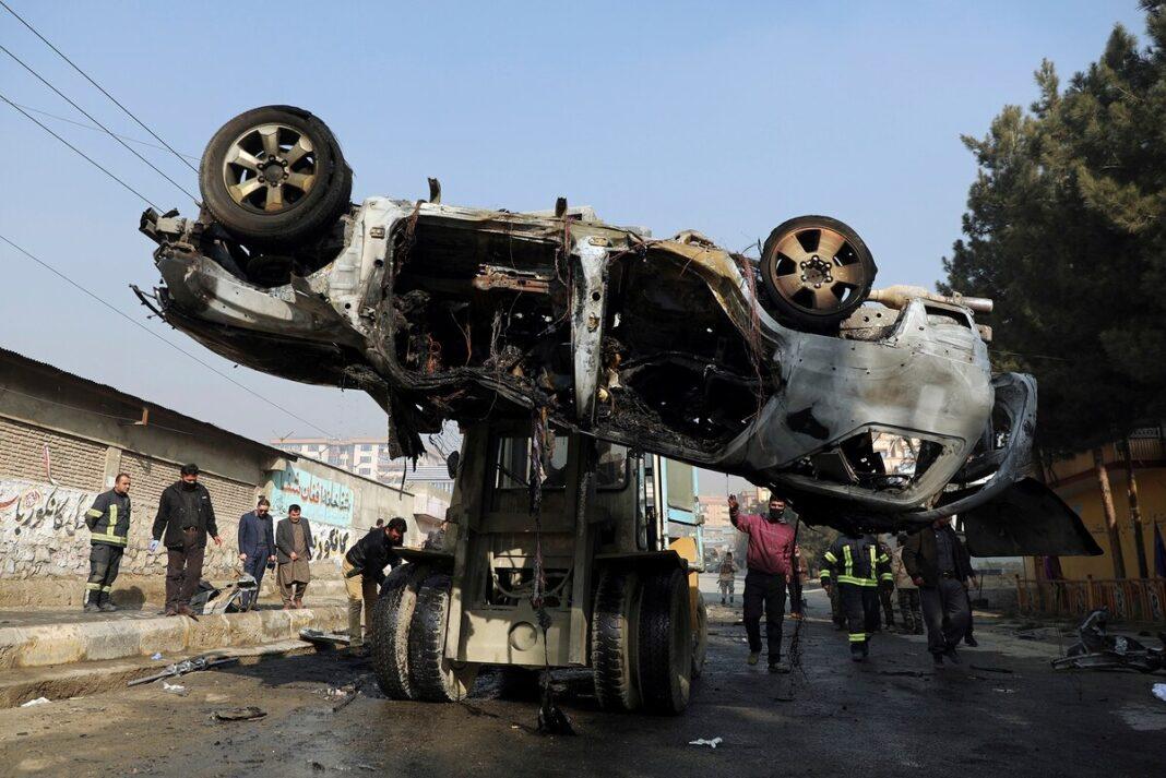 Afghanistan, Isis