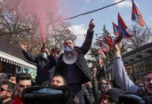 armenia, golpe