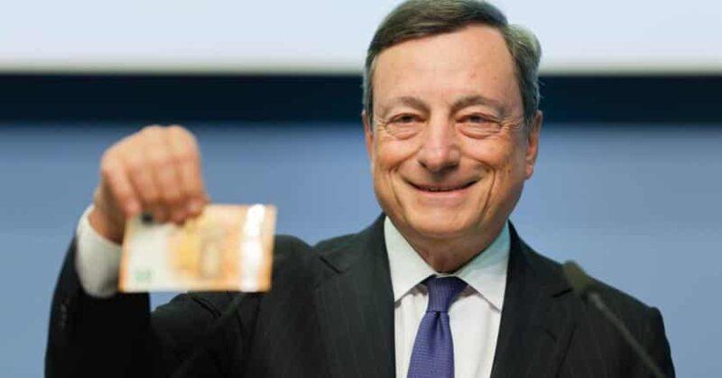 Draghi, elogio