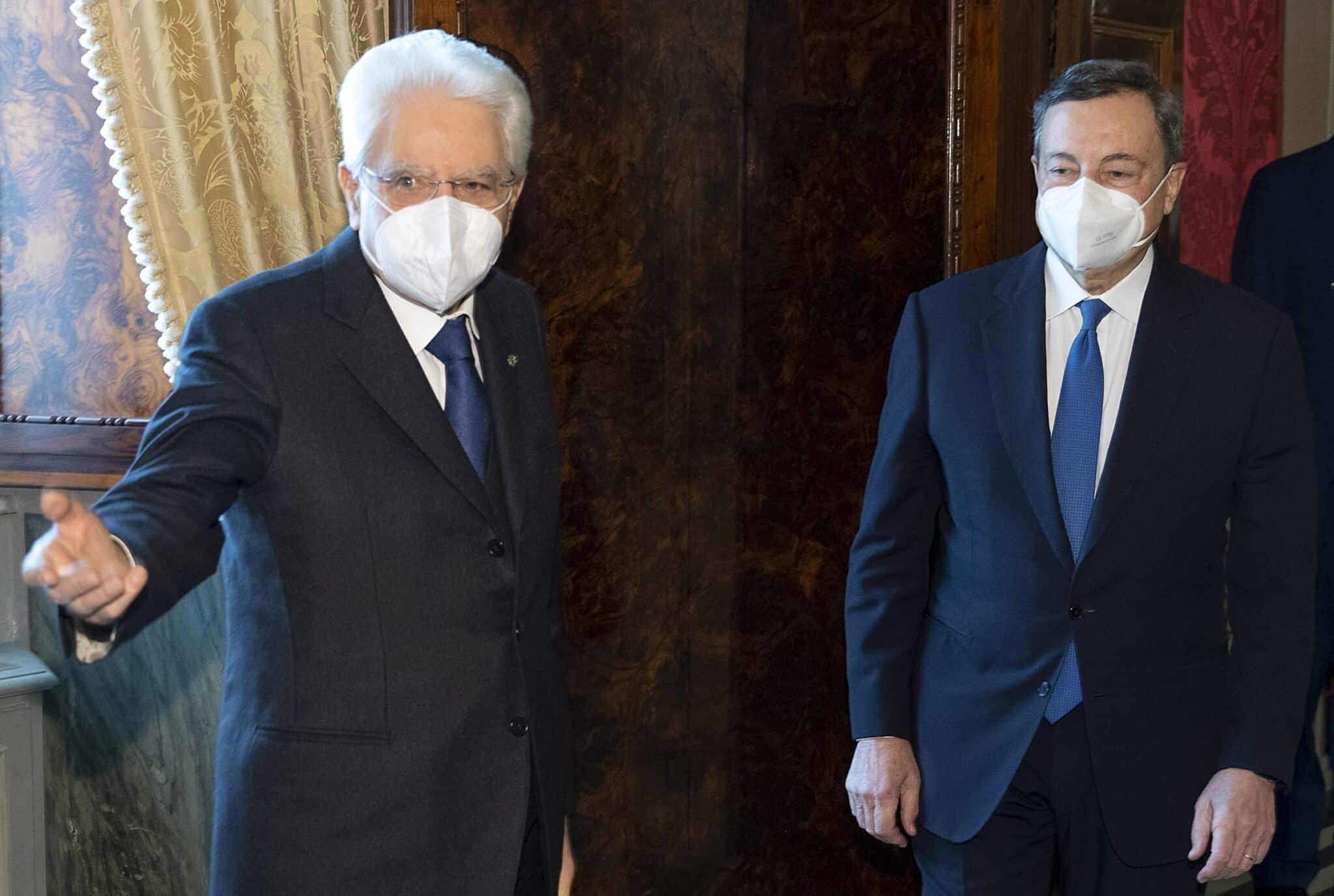 Nato il governo Draghi: ecco la lista dei ministri