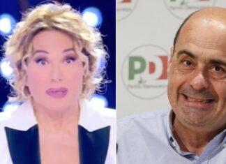 D'Urso Zingaretti