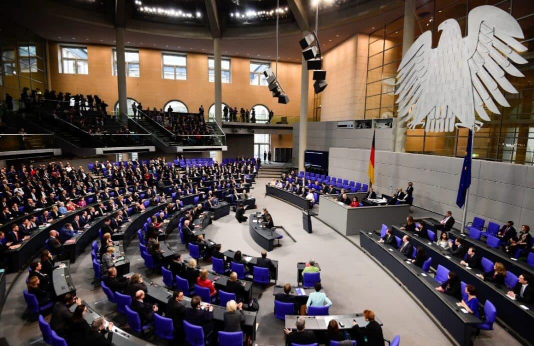 Germania, parlamento