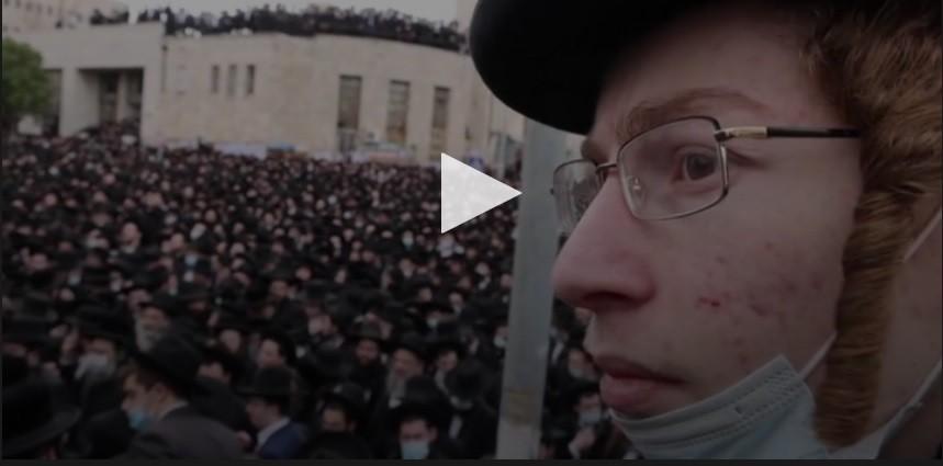 Gerusalemme ebrei ortodossi