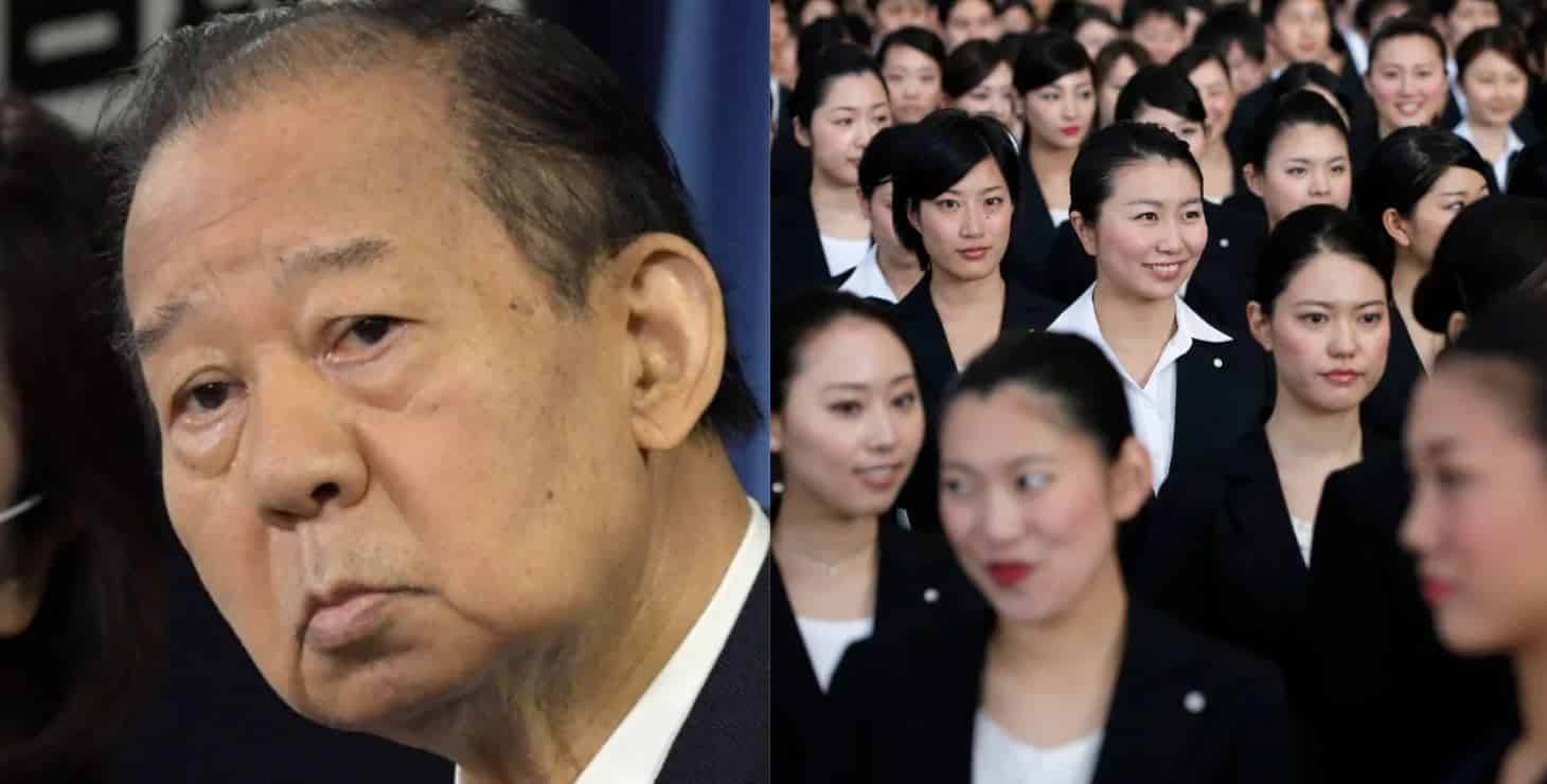 Giappone, il partito di governo ?apre? alle riunioni con le donne: ?Ma stiano zitte?