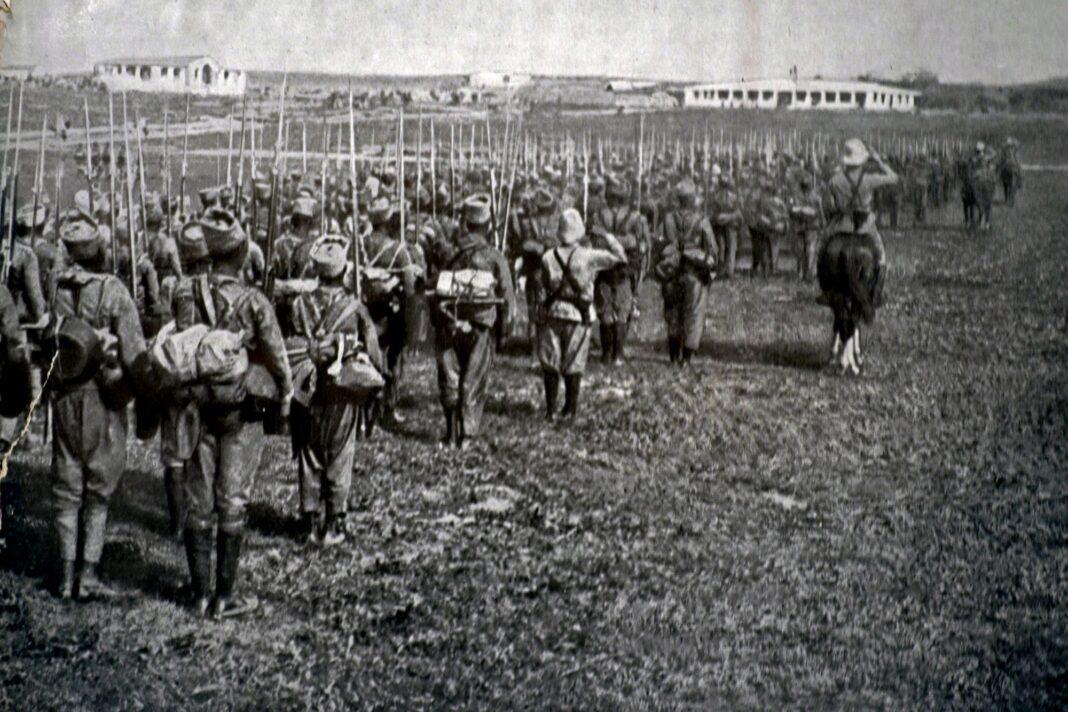 Hiv, prima guerra