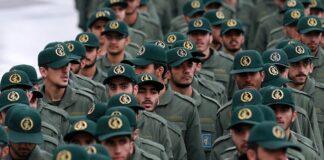 Iran, Pasdaran
