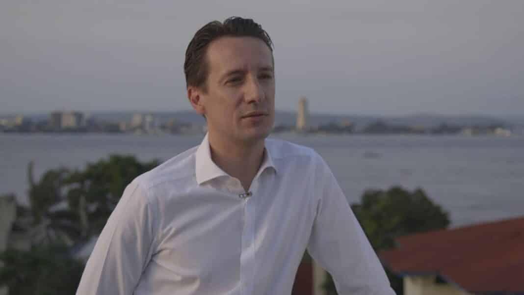 Luca Attanasio, ambasciatore