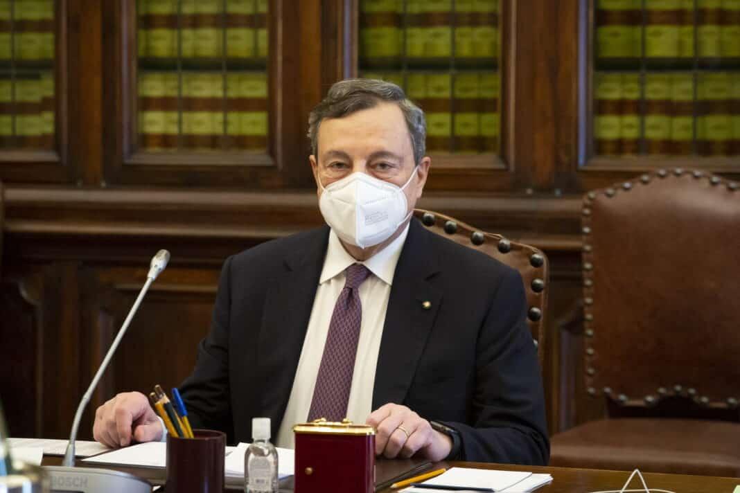 Draghi, governo