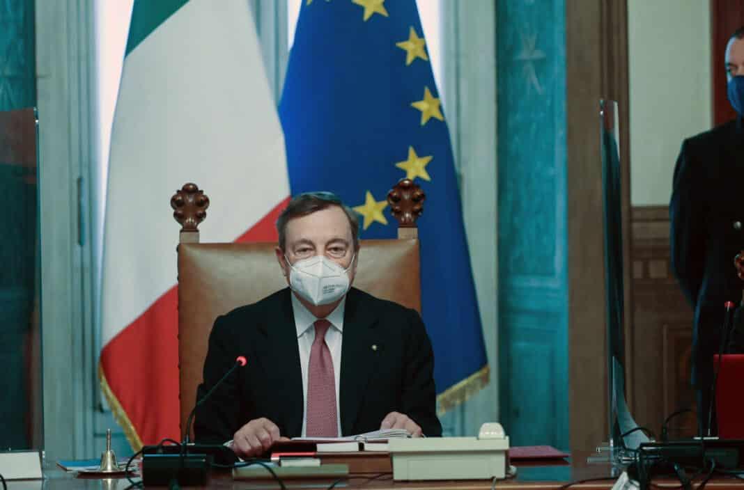 Mario Draghi governo