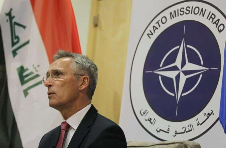 Nato, Iraq