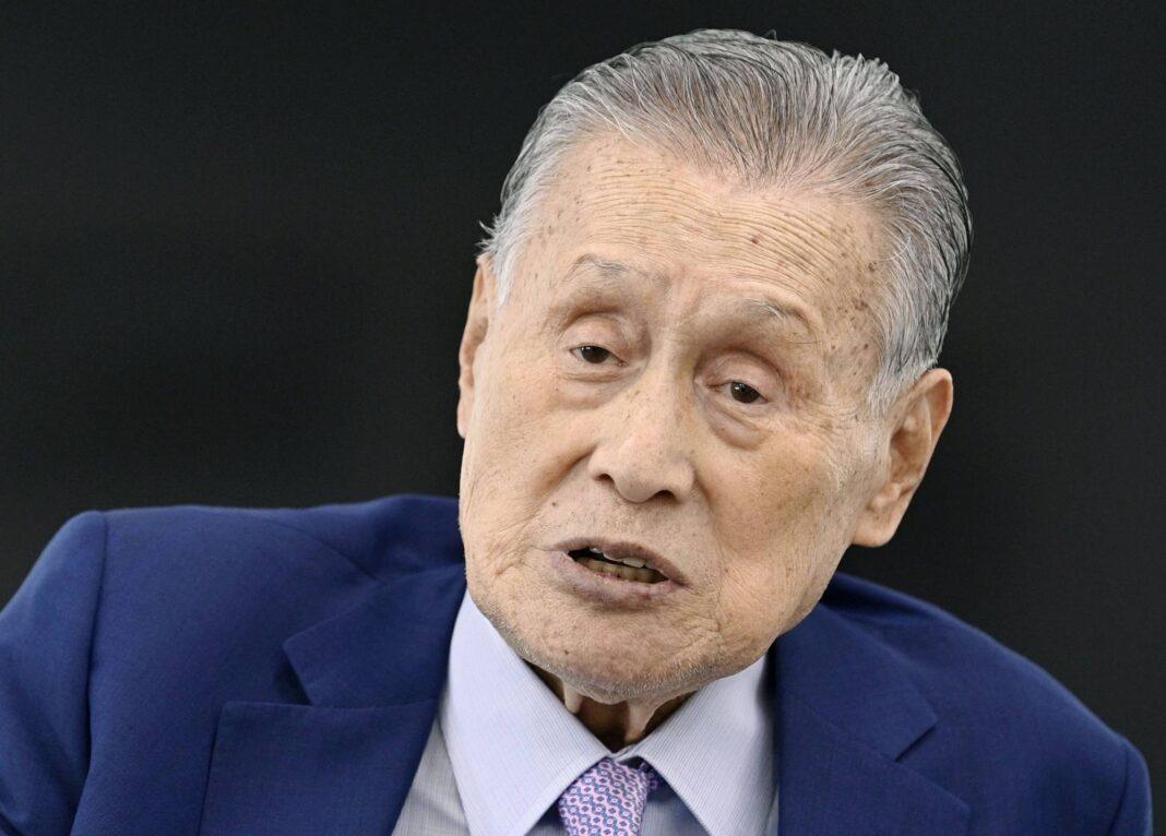 Yoshiro Mori comitato olimpico giappone donne