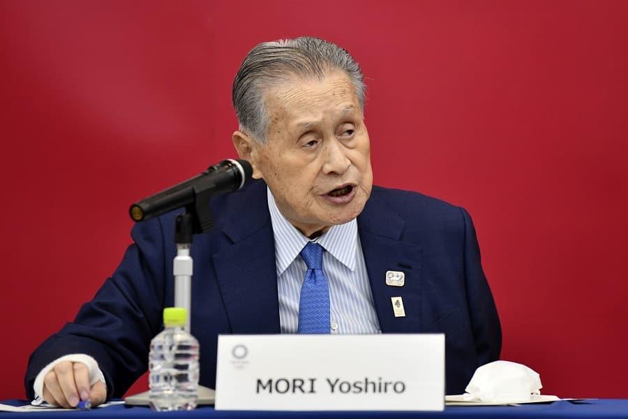 yoshiro mori comitato olimpico