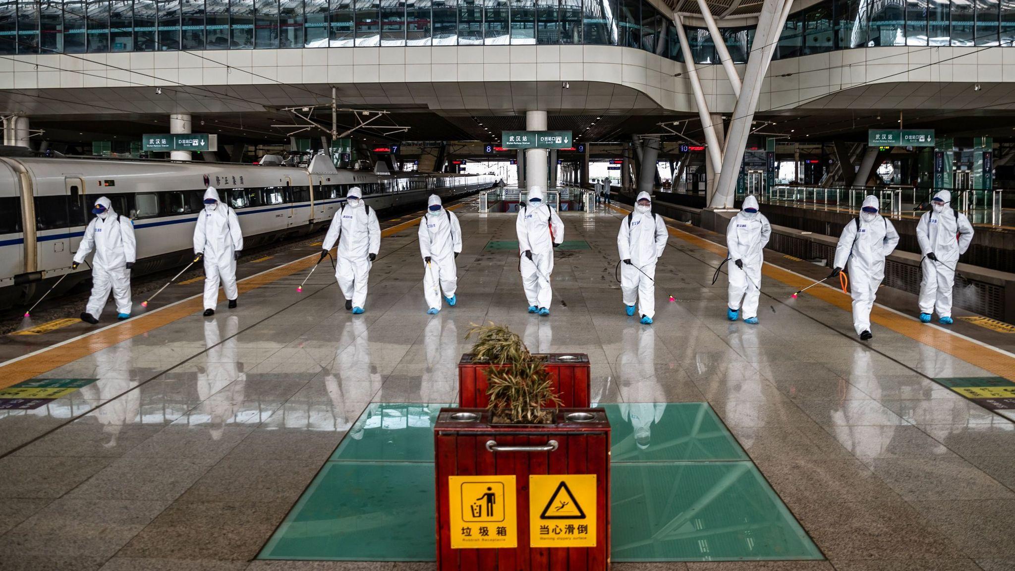 Esperti Oms a Wuhan, 'la missione sta andando molto bene'