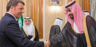 renzi arabia saudita