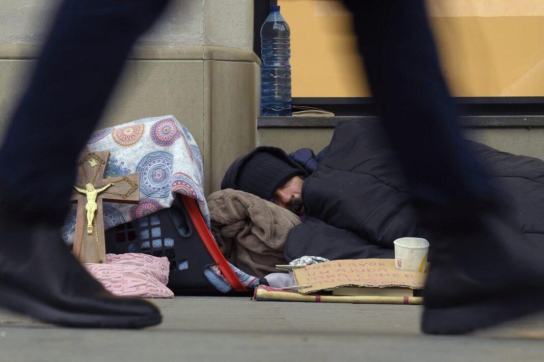 senzatetto, firenze