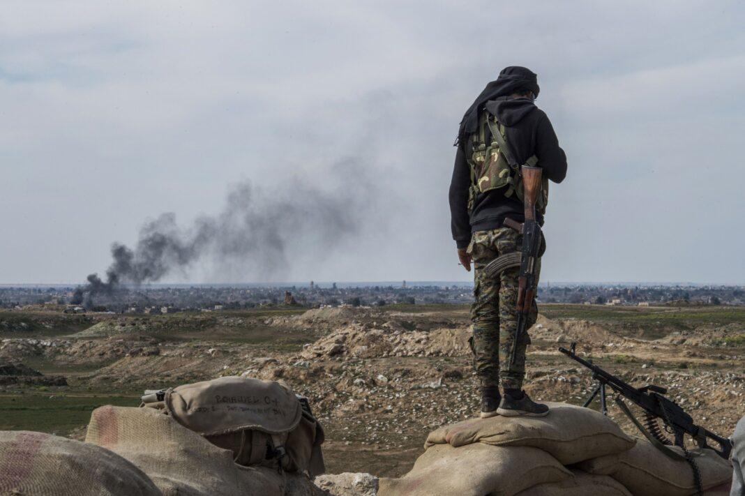 Siria, Isis