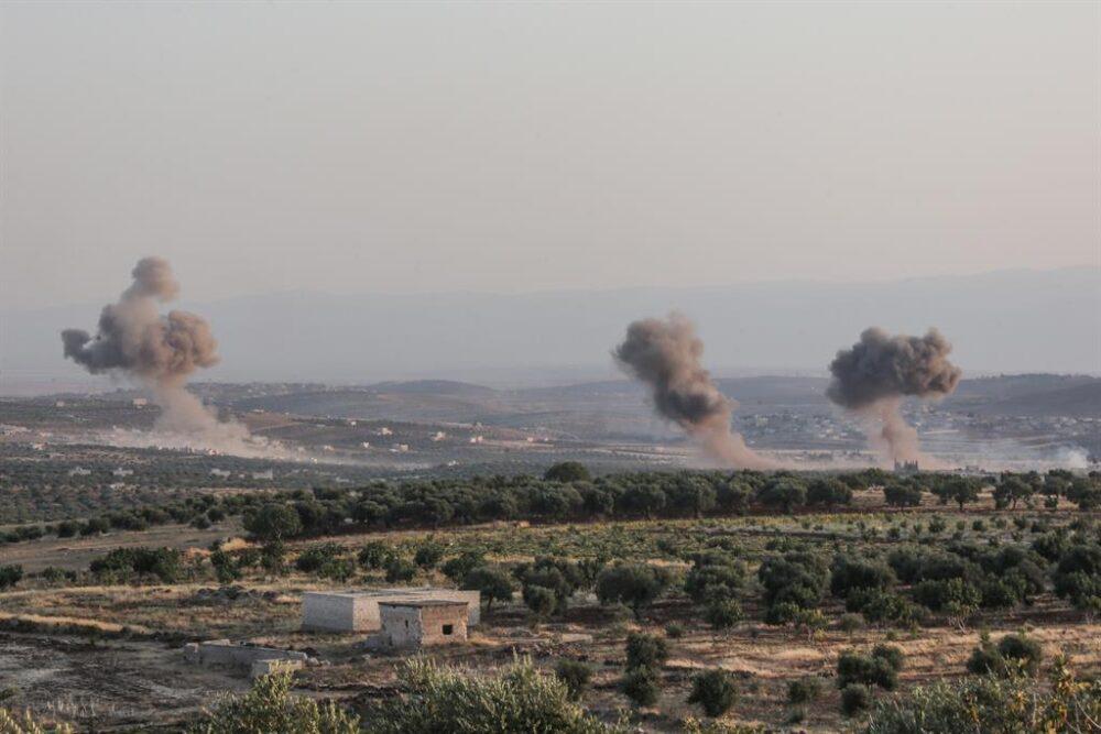 Siria, Israele