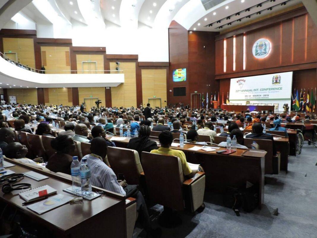 tanzania turismo congressuale