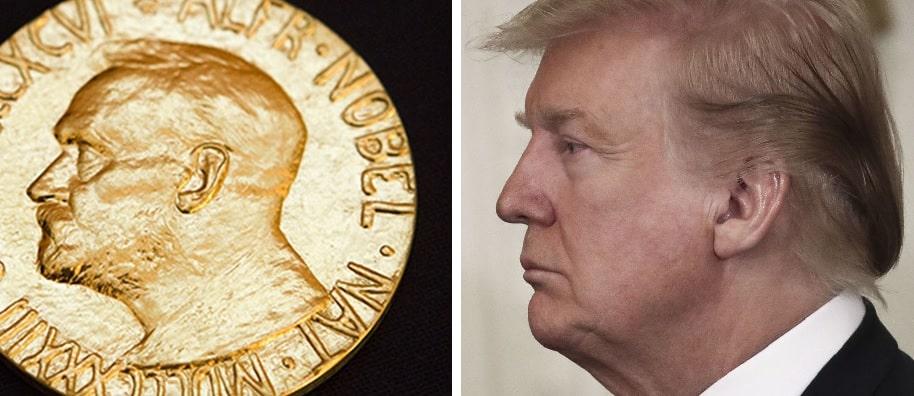 Trump Nobel