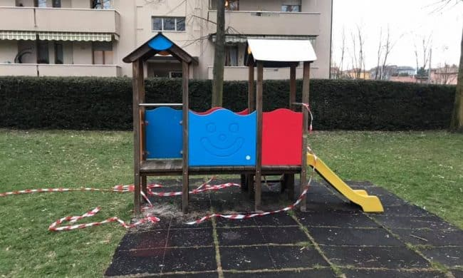 nastri parco